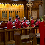 Sunday Eucharist Sermon - 22 May 2015 - Trinity Sunday