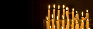 Pricket Stand Candles
