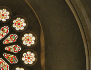 Rose Window Detail