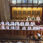 Sunday Evensong Sermon - 22 May 2016 - Trinity Sunday