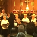 Adelaide Benefit Choir - Concert