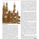 Cathedral Notes - May 2016