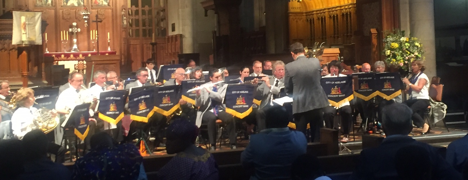City of Adelaide Band - Concert