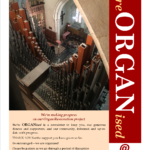 We're ORGANised - Cathedral Organ Restoration Update