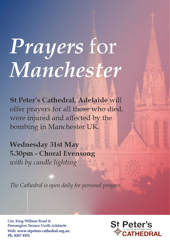 PrayerforManchester