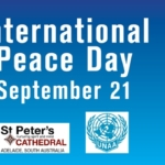 International Peace Day - 21st September 2017