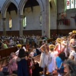 Children's Crib Service with Carols