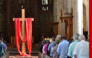 Lent, Holy Week & Easter