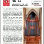 Festival Notes  – January 2019