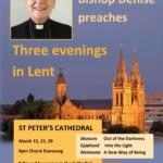 Bishop Denise preaches: Lent 2020